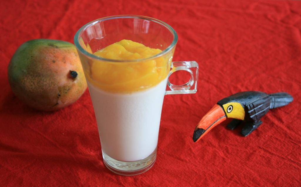 Panna Cotta Coco-Mango